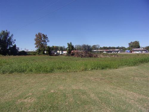 Commercial Lot For Sale : Pocahontas : Randolph County : Arkansas