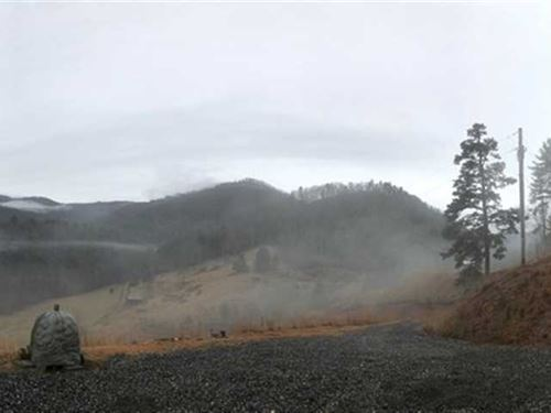 151 Acres, Truly One-Of-A-Kin : Hot Springs : Madison County : North Carolina