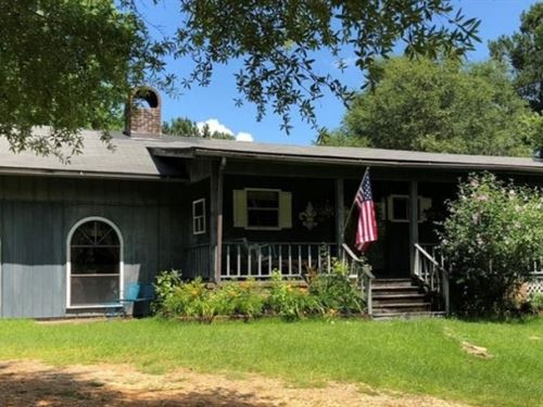 Home In Lincoln County On 162 Highw : Brookhaven : Lincoln County : Mississippi