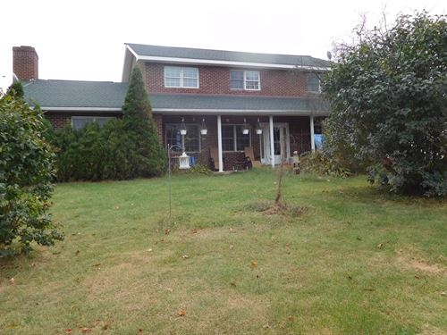 Beautiful All Brick 3500 Square : Augusta : Hampshire County : West Virginia