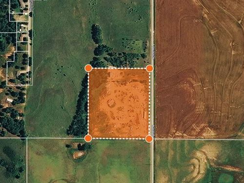 10.55 Acres Just Out Alva, OK City : Alva : Woods County : Oklahoma