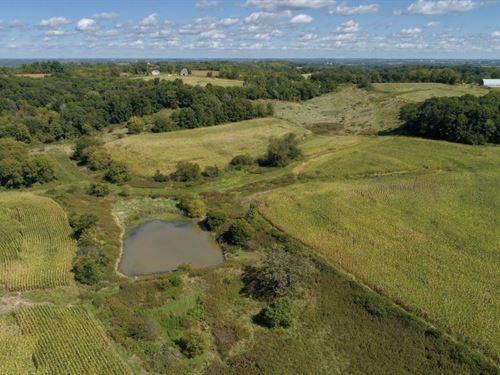 Ridgetop Hobby Farm Vernon County : De Soto : Vernon County : Wisconsin