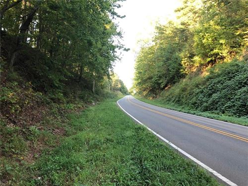 Mountain Land For Sale in Pickens : Talking Rock : Pickens County : Georgia