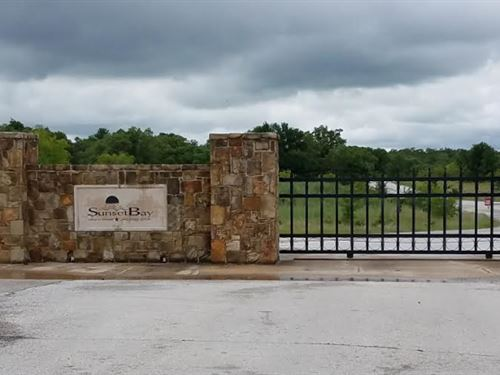 2 One Acre Lots Side By Side : Chico : Wise County : Texas