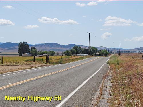 Ranch Lot, Easy Access, Near Power : Santa Margarita : San Luis Obispo County : California
