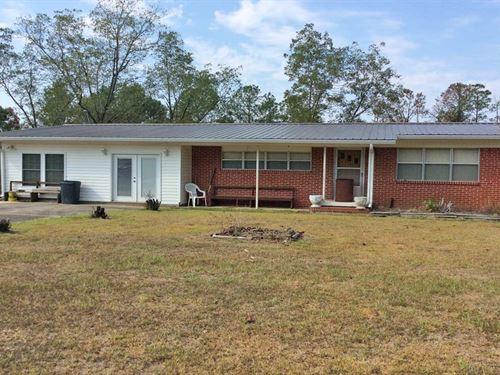 Ararat Rd House : Toxey : Choctaw County : Alabama