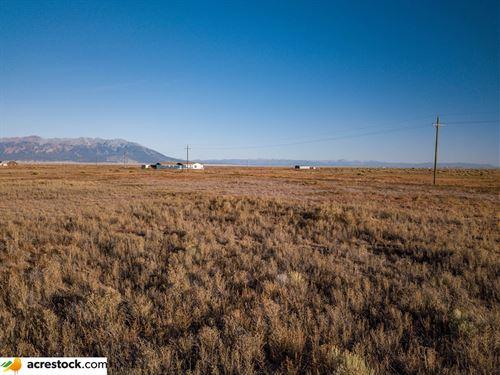 Wholesale Farmland, Electricity : Alamosa : Colorado