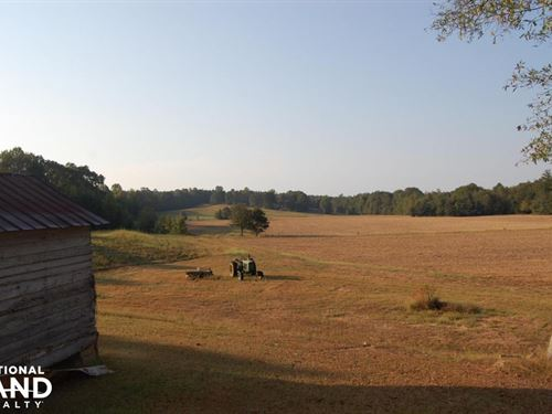 Tula Farm And Ranch : Oxford : Lafayette County : Mississippi