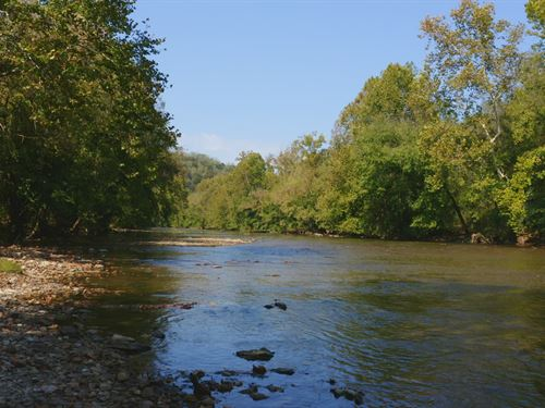 TN Hunting & Recreational Property : Tazewell : Claiborne County : Tennessee