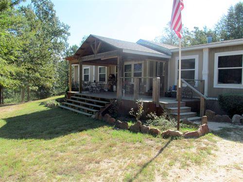 Piney Woods Texas Country Living : Winnsboro : Wood County : Texas