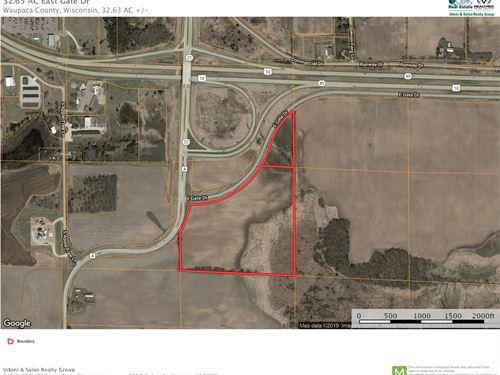 Commercial Development Opportunity : Waupaca : Wisconsin