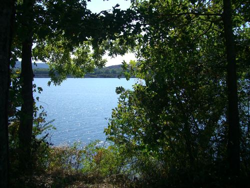 5.76 Acres On Tennessee River : Bridgeport : Jackson County : Alabama
