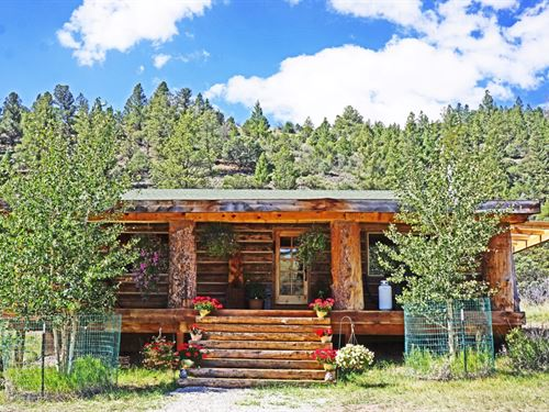 2500084, Walking Thunder Ranch : Villa Grove : Saguache County : Colorado