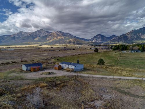 3778124, Newly Remodeled Home : Buena Vista : Chaffee County : Colorado
