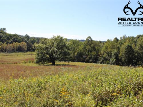 Vinton County Ohio Land For Sale : New Plymouth : Vinton County : Ohio