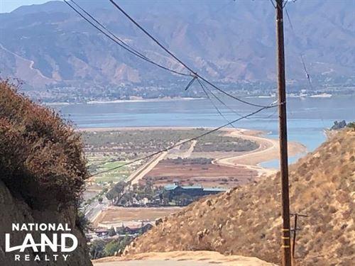 Schroeder Lake Elsinore Development : Lake Elsinore : Riverside County : California