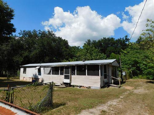 Handyman Special.Close To Lake : Lake Wales : Polk County : Florida