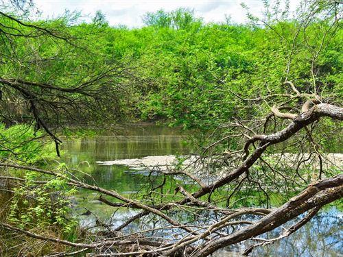 12.96 Ac Near Austin W/Pond : Lockhart : Caldwell County : Texas