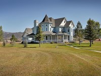 Queen Anne Victorian Beauty : Salida : Chaffee County : Colorado