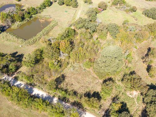 Gorgeous 1.0 Acre Land : Kerens : Navarro County : Texas