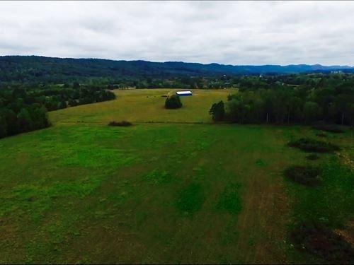 Beautiful Farm, Flowing Creek : Ringgold : Catoosa County : Georgia