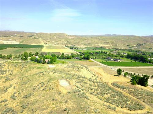 Acreage Building Lot Views Boise : Boise : Ada County : Idaho