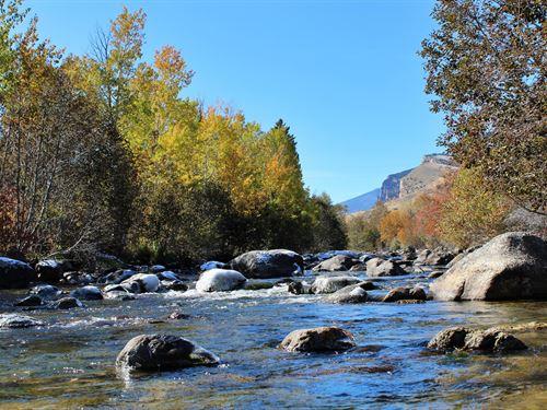 North Fork 20 : Lander : Fremont County : Wyoming