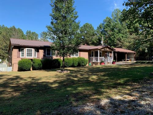 Country Home 4 Acres M/L : Pocahontas : Randolph County : Arkansas