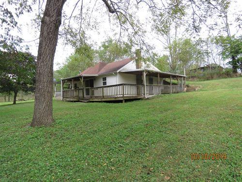 Small Acreage With House, Ava MO : Ava : Douglas County : Missouri
