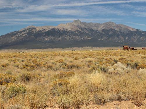 Stunning Mountain Views Only $69/Mo : Blanca : Costilla County : Colorado
