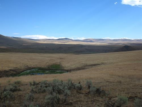 Sparta Acreage : Baker City : Baker County : Oregon