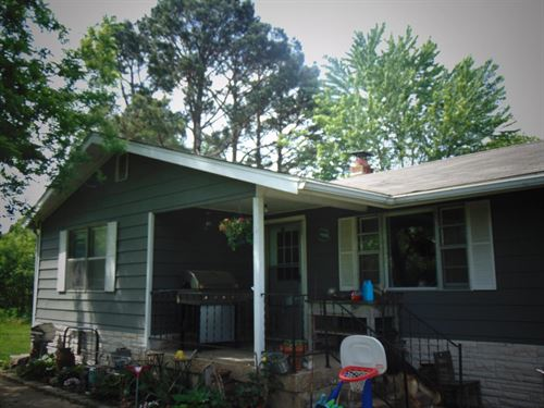 Small Acreage, Highway Frontage : Bucyrus : Texas County : Missouri