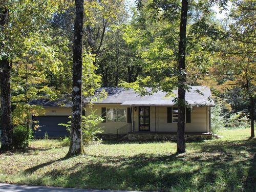 Weekend Get Away Just Outside Hardy : Ozark Acres : Sharp County : Arkansas