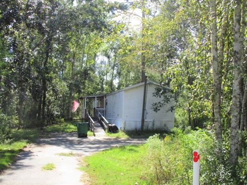 Good Potential Rental Property : Hosford : Liberty County : Florida