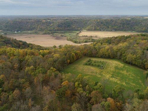 Wonderous Whitetail Camp Richland : Muscoda : Richland County : Wisconsin