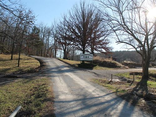 Privacy With Quick Access To Town : Mountain Grove : Wright County : Missouri