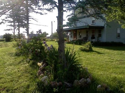 Home On Small Acerage : Hartville : Wright County : Missouri