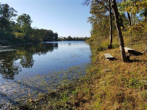 Lost Lake Lot : Thayer : Neosho County : Kansas