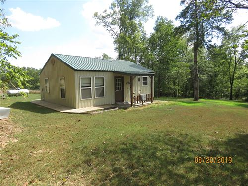 Land With Cabin For Sale : Wasola : Douglas County : Missouri