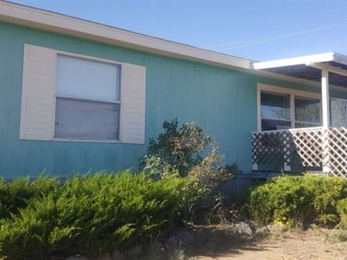 Manufactured Home 5 Acres Silver : Silver City : Grant County : New Mexico