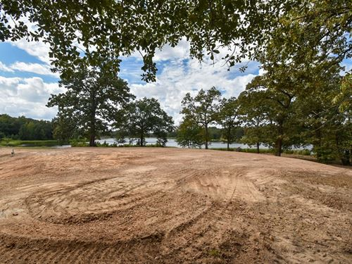 Waterfront Lot Garden Valley Golf : Lindale : Smith County : Texas