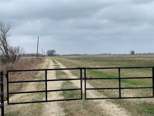 319 Acres With 10 Ponds And House : Kaufman : Texas