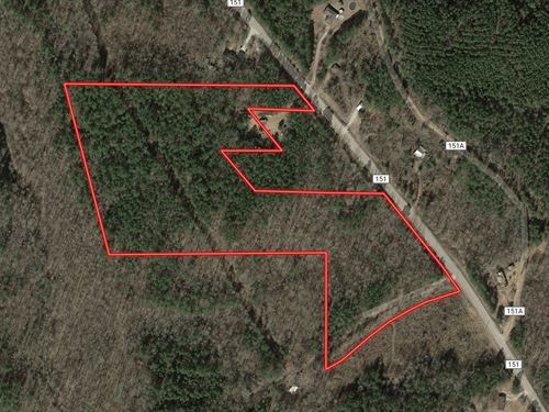 Duff Chapel 17.96, Calhoun County : Bruce : Calhoun County : Mississippi