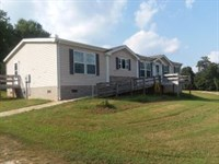 Private Home With Acreage 120993 : Puryear : Henry County : Tennessee