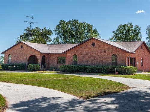 Listen To The Quiet : Wellborn : Suwannee County : Florida