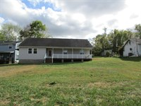 Cute Move-In Ready Home in Wv : Palestine : Wirt County : West Virginia