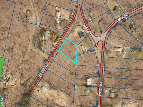 .57 Acre Lot To Build Your Home : Haymarket : Prince William County : Virginia