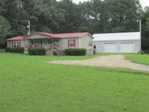 Well Maintained Home 120728 : Cedar Grove : Carroll County : Tennessee