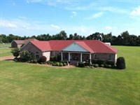 Exceptional Custom Built Home120789 : McKenzie : Carroll County : Tennessee