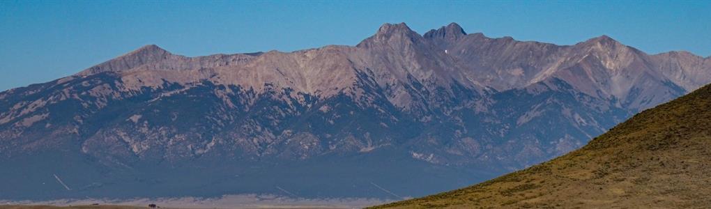 Massive Topography, Unbeatable Deal : San Luis : Costilla County : Colorado